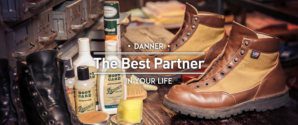 Danner The Best Partner Vol 1 Danner ダナー オフィシャルサイト