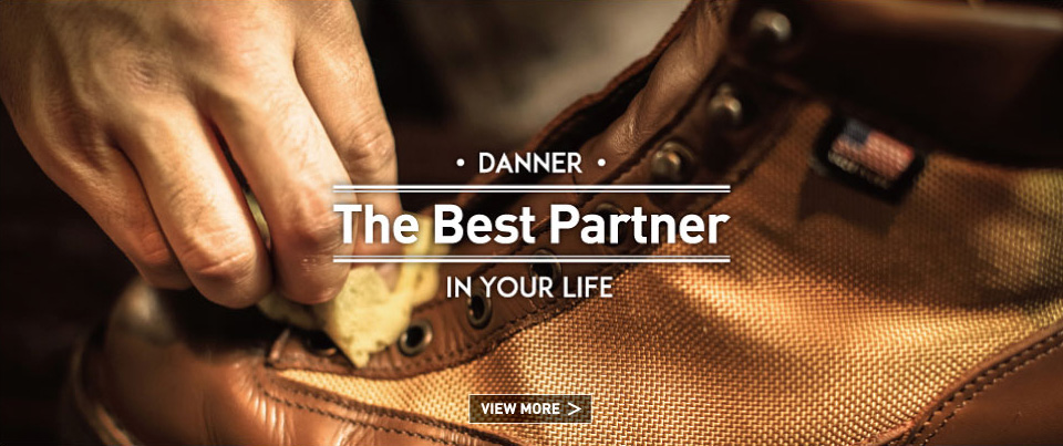 Danner The Best Partner