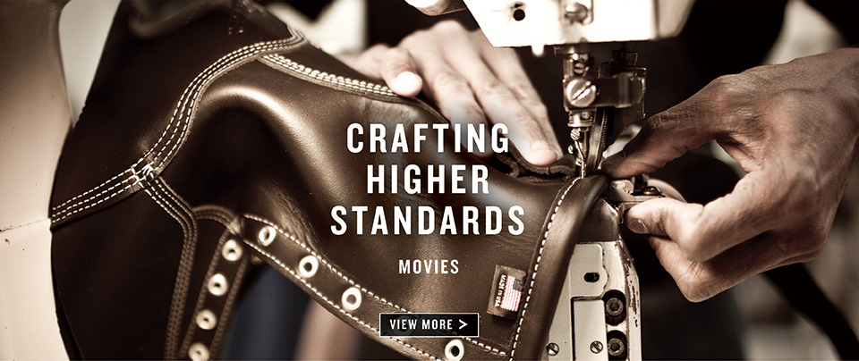 DANNER CRAFTING HIGHER STANDARDS