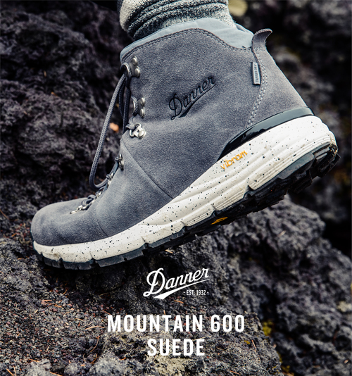 MOUNTAIN 600 SUEDE<