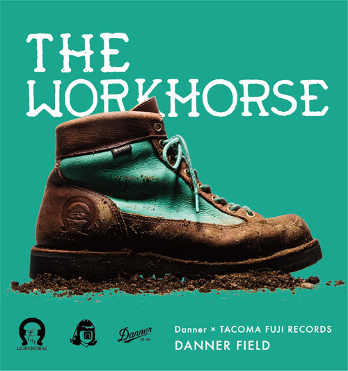 DANNER FIELD -THE WORKHORSE-