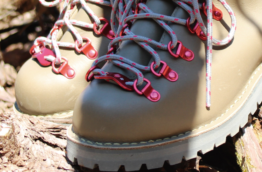 DANNER × snow peak|DANNER TRAIL FIELD PRO.